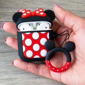 Airpod Case Disney Case, Cute Mini Custom Gift